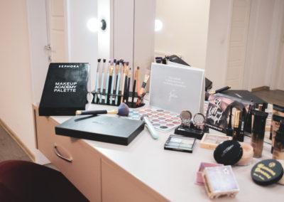 Even more makeup